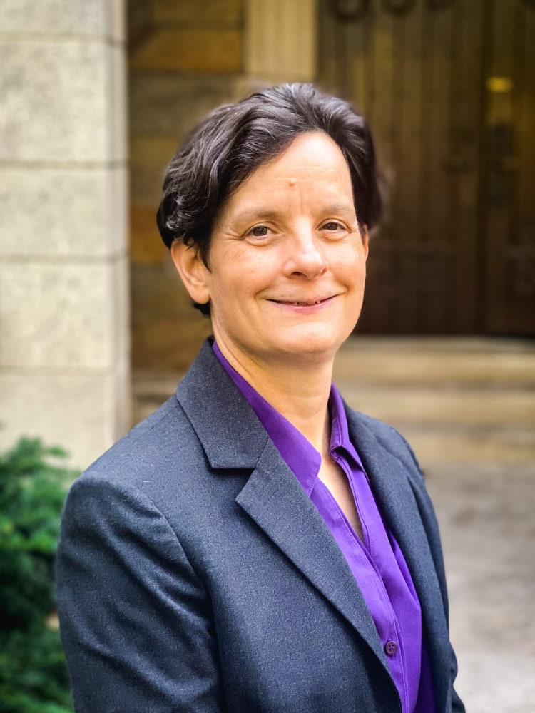 portrait of partner attorney charlotte croson